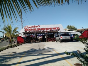 Cowboy Coast Saloon