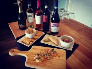 Shoreglass Wine Room