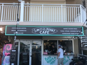 Shotti's Point Cafe