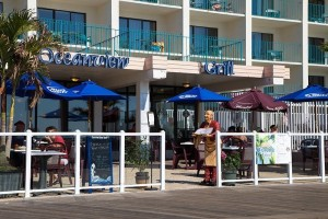 Ocean View Grill & Surfin Betty's Beach Bar