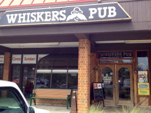 Whiskers Pub