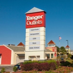 Tanger Outlet Ocean City