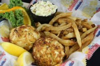 The Original Crabcake Factory Dinner for Two $25 Image