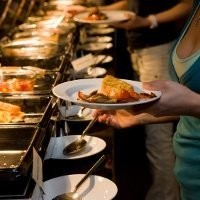 Embers Restaurant $4 Off Early Bird | Adult All You Can Eat Seafood & Prime Rib Buffet  Image