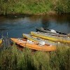 Ayers Creek Adventures Dad Paddles Free - Father's Day Weekend Special Image