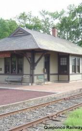Queponco Railway Station Inc