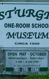 Sturgis One Room School Museum