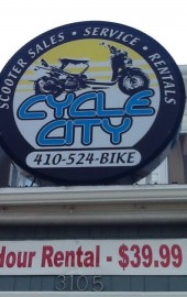 Cycle City, Inc.