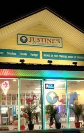 Justine's Ice Cream Parlour