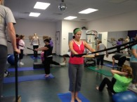 Pilates, Zumba® and Yoga Fitness Studio