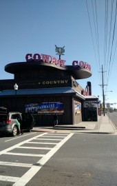Cowboy Coast Saloon