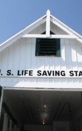 Lewes Life-Saving Station Boathouse