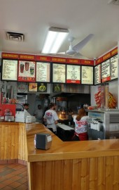Tommy's Sub Shop