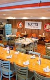 Matt's Fish Camp