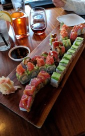 Flying Fish Cafe and Sushi Bar