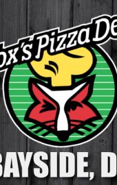 Fox's Pizza Restaurant and Bar