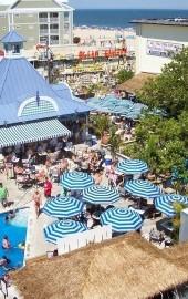Caribbean Pool Bar