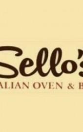 Sello's Italian Oven & Bar