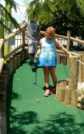 Nick's Jurassic Golf