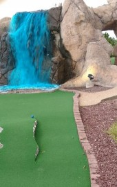 Nick's Dino Golf