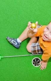 Nick's Mini Golf