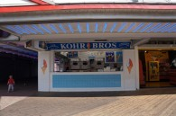 Kohr Bros. at the Pier Entrace