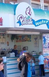 TLC Polish Water Ice