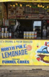 North Pole Lemonade