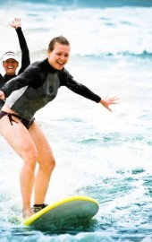 Sommers Surf Lessons