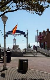 Boardwalk Segways