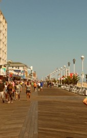 Boardwalk Segways