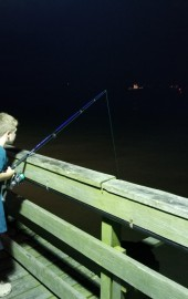 Oceanic Fishing Pier