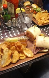 Horn & Shell Raw Bar & Canteen
