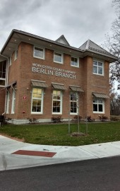 Worcester County Library - Berlin Branch