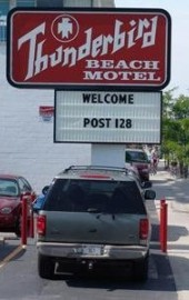 Thunderbird Beach Motel