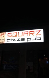 Squarz Pizza & Restaurant