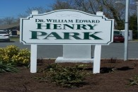Dr. William Edward Henry Park
