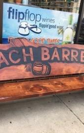 Beach Barrels