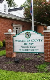 Worcester County Library - Pocomoke Branch
