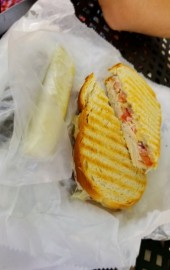 Sharky's Paninis & Ice Cream