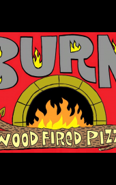 Burn Wood Fired Pizza