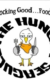 The Hungry Seagull