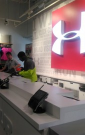 Under Armour Factory House