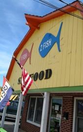 1 Fish 2 Fish Crabs & Seafood