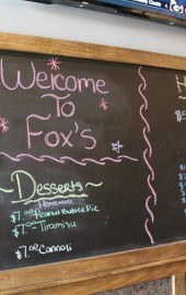 Fox's Pizza Restaurant & Bar