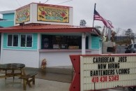 Caribbean Joe's Bar & Grille