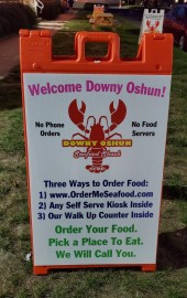 Downy Oshun Seafood Shack