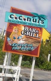 Coconuts Beach Bar & Grill