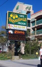 Brass Balls Saloon