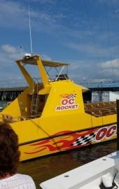 OC Rocket Speedboat
